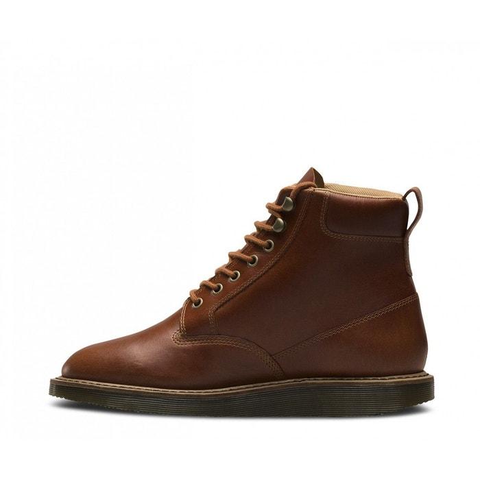 Boots dr. martens omari english tan analine  marron Dr Martens  La Redoute