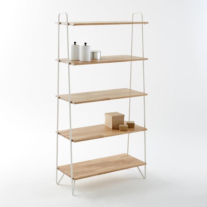 Adza Oak Shelf Unit  La Redoute Interieurs image 0
