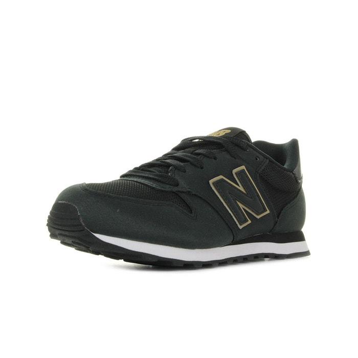 Chaussures Baskets New Balance femme GW500KGK taille Noir Noire Textile Lacets