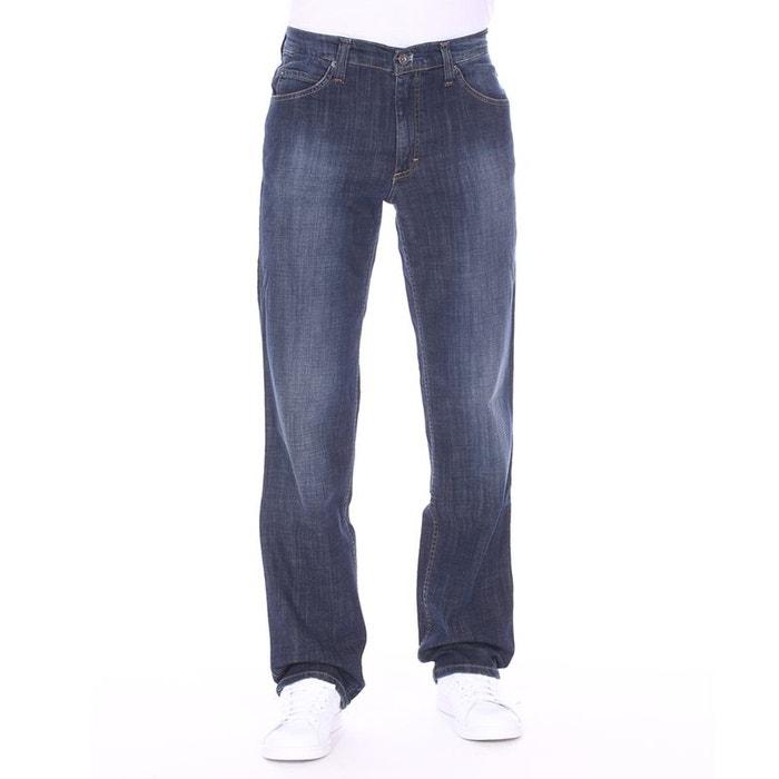 mustang jeans homme grande taille bleu bleu mustang la. Black Bedroom Furniture Sets. Home Design Ideas