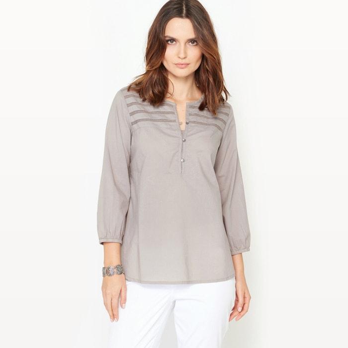 Image blouse, voile de coton ANNE WEYBURN