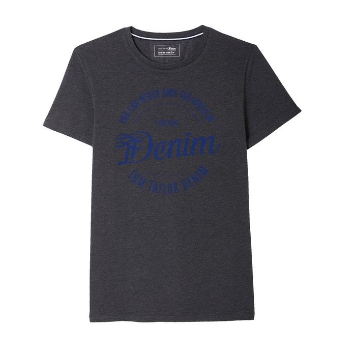 Short-Sleeved Crew Neck T-Shirt  TOM TAILOR image 0