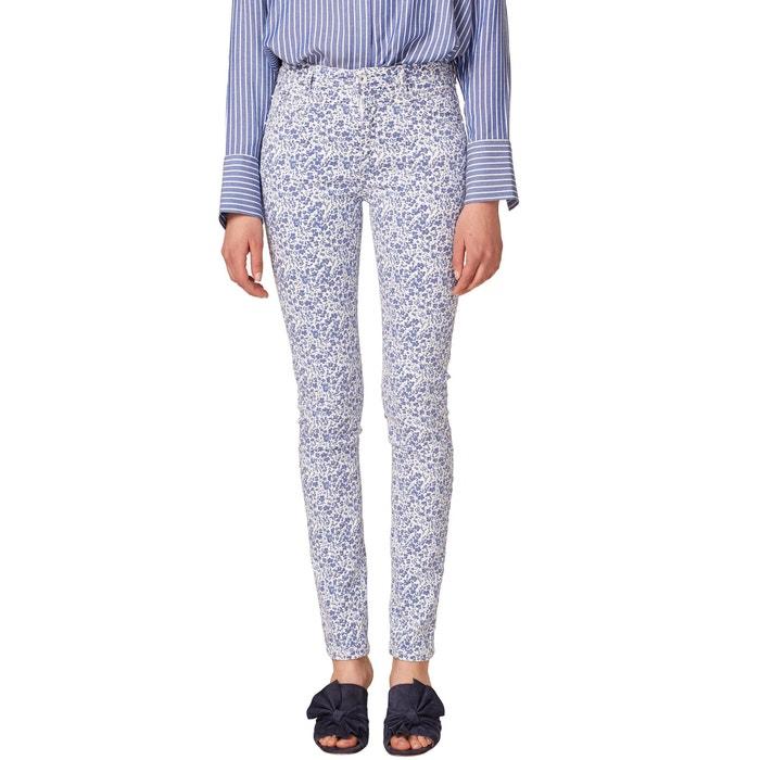 Pantaloni slim, fantasia  ESPRIT image 0