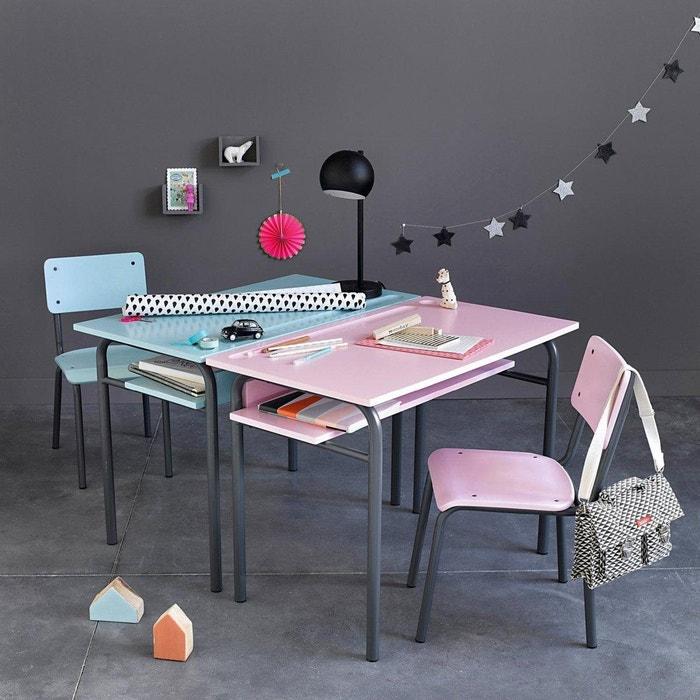 La Redoute Interieurs - Bureau style écolier, vintage, Buton   La Redoute