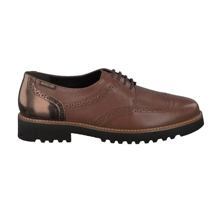La Sally Gratuite Avec Livraison Chaussures Mephisto Carte Marron De g6fvY7by