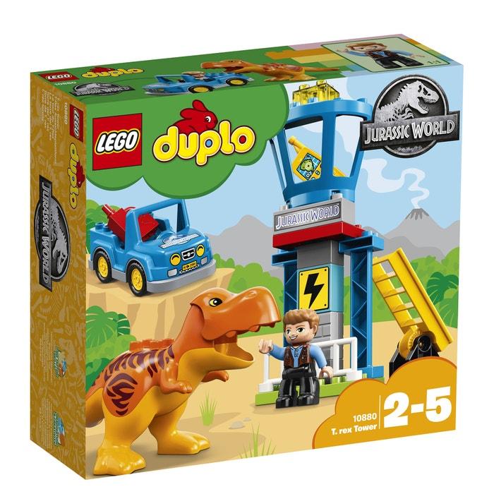 La tour du T-Rex Légo®Duplo® 10880  LEGO image 0