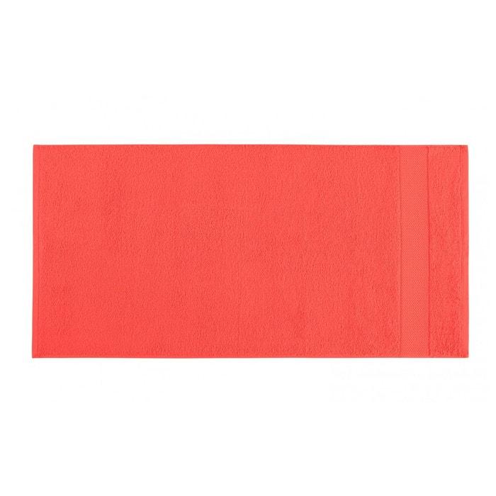 serviette de toilette p tale glaieul rose anne de solene la redoute. Black Bedroom Furniture Sets. Home Design Ideas