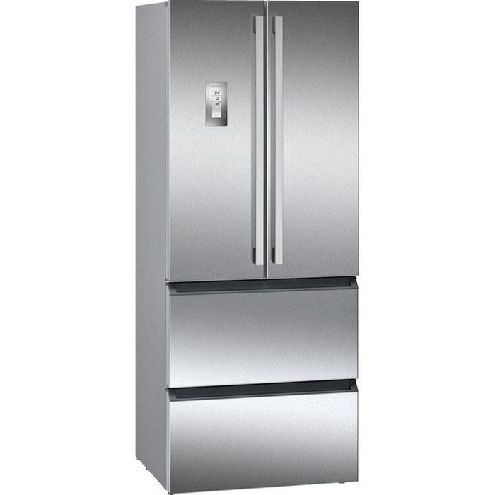 Réfrigérateur Multiportes Kmfai Inox Siemens La Redoute - Réfrigérateur multi portes