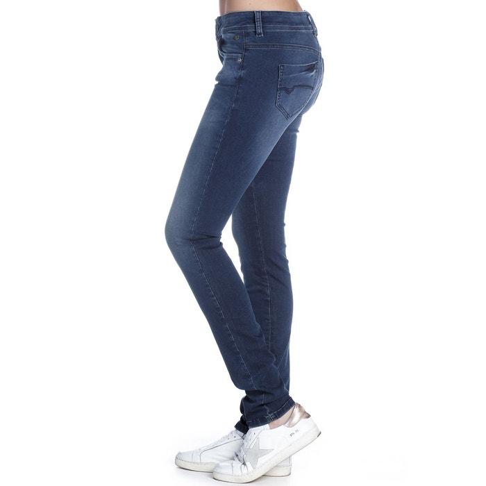 Freeman T Porter Jean skinny taille haute JEllyn S-SDM 1Hp1E