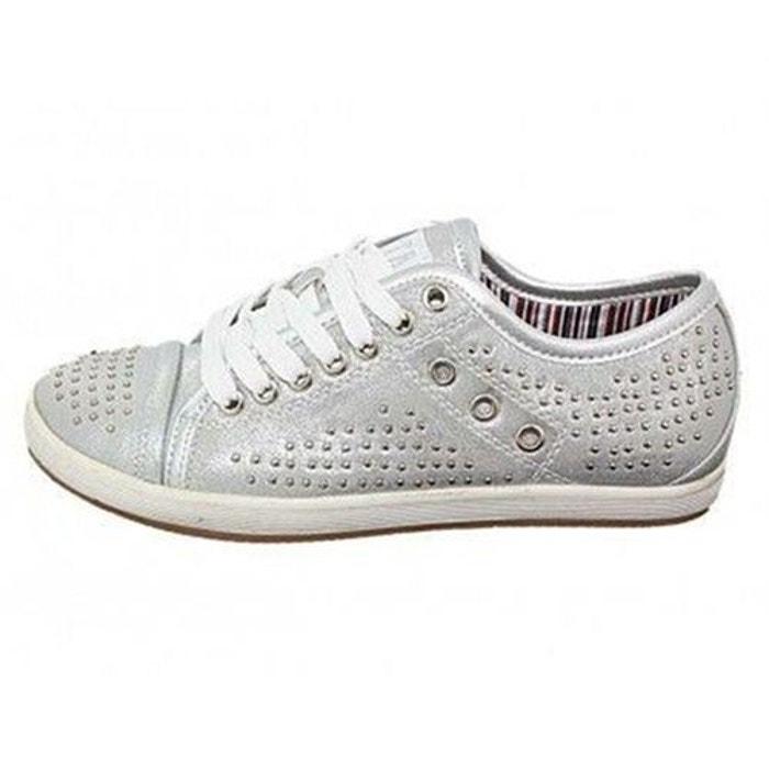 Boutique En Ligne Pas Cher Sortie Nice Jeu Baskets mode cuir synthetique gris Big Star Populaire Pas Cher En Ligne sxfzeqa