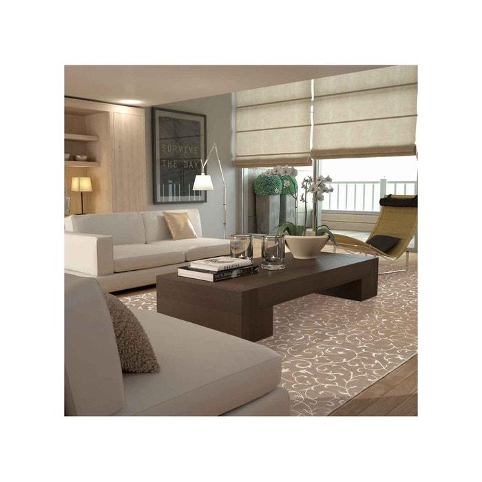 tapis de salon moderne design sydney laine beige angelo la redoute. Black Bedroom Furniture Sets. Home Design Ideas