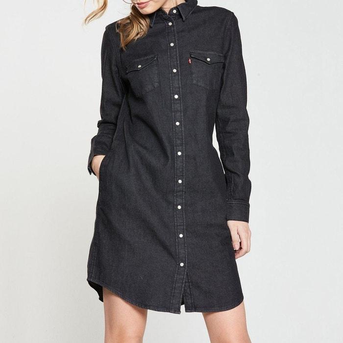 Levi's La Ultimate Robe Stone Redoute Jean Dress Western BWPWq76wa