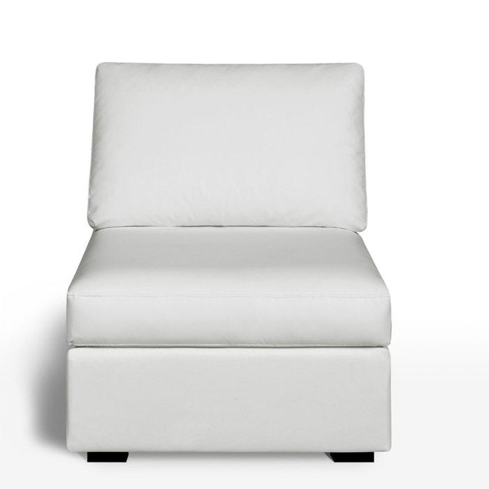 afbeelding Zetel, superieur comfort, in leer Robin La Redoute Interieurs