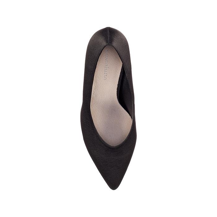187089387ec Wide fit canvas heels