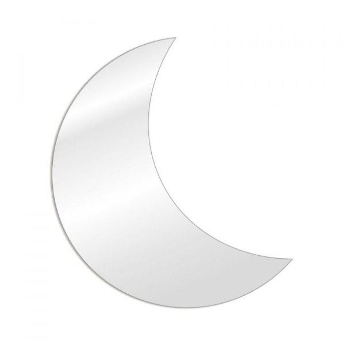 Miroir enfant : Grande Lune DECOLOOPIO