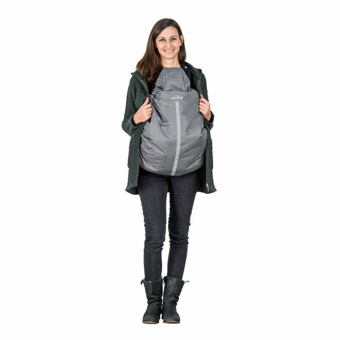 a8337cd4af90 Winter cover couverture thermo-isolante grand froid porte-bébés gris ...