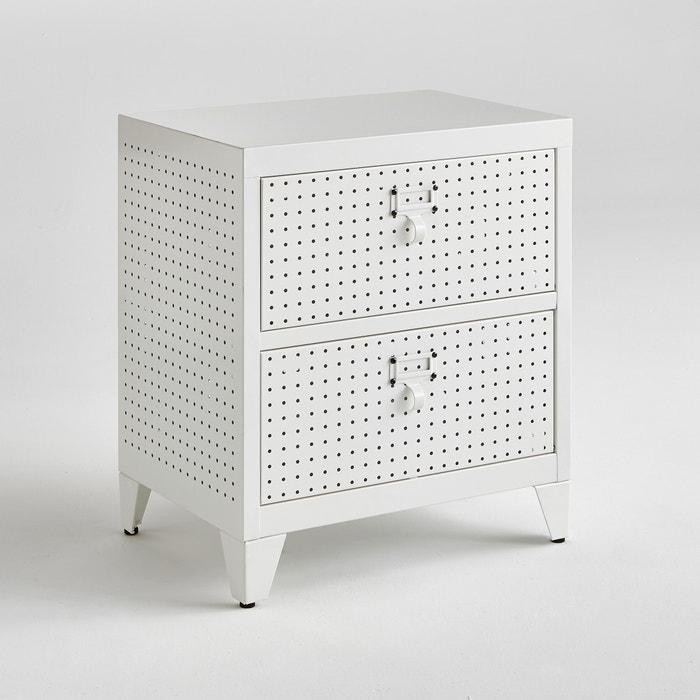 Mueble de metal perforado 2 clapetas, Facty  AM.PM. image 0