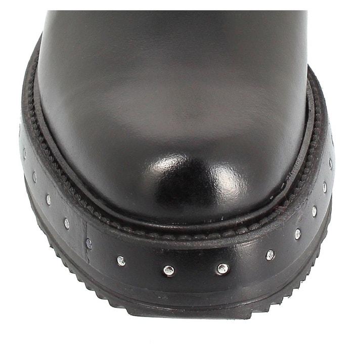 Chaussures a lacets urma 304 noir Elizabeth Stuart