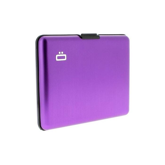 Pas Cher Marchand Libre Vente D'expédition En Ligne Portefeuille violet aluminum violet Ogon Design | La Redoute Vente D'origine ojhTDqk