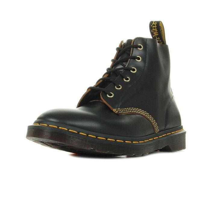 Noir 101 La Smooth Martens Arc Black Vintage Boots Redoute Dr XUfqdf