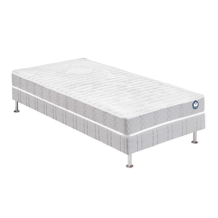 matelas mousse bultex nano confort ferme fair blanc bultex la redoute. Black Bedroom Furniture Sets. Home Design Ideas