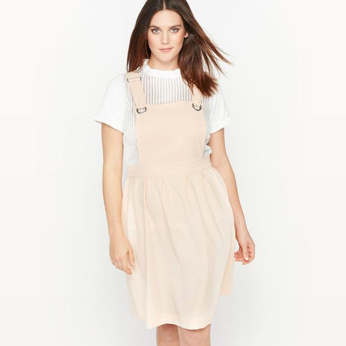 Image Pinafore Dress CASTALUNA