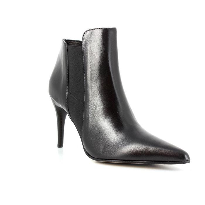 Les boots lelys delizabeth stuart noir Elizabeth Stuart