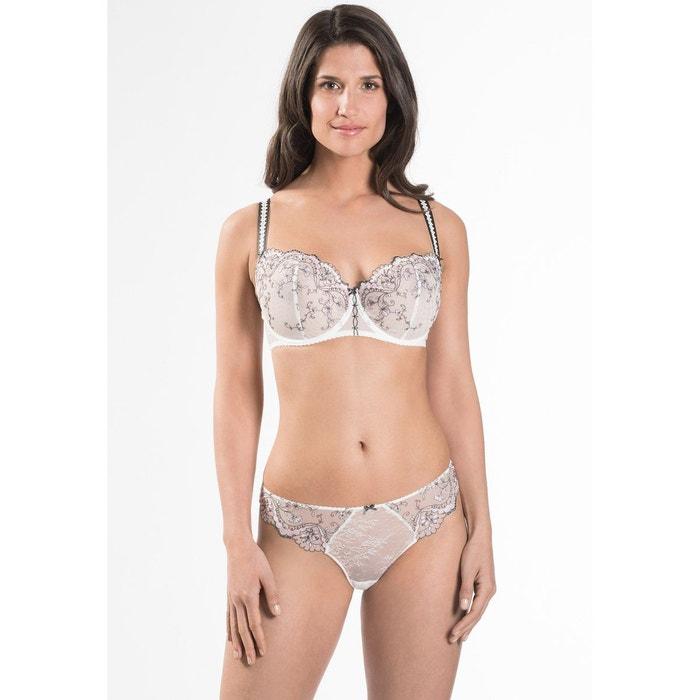 Soutien-gorge corbeille confort femme romantique Aubade  b9409d439f1