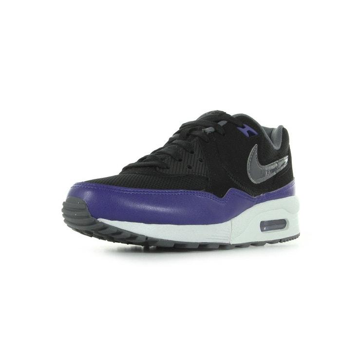 Air max light essential noir, violet et blanc Nike