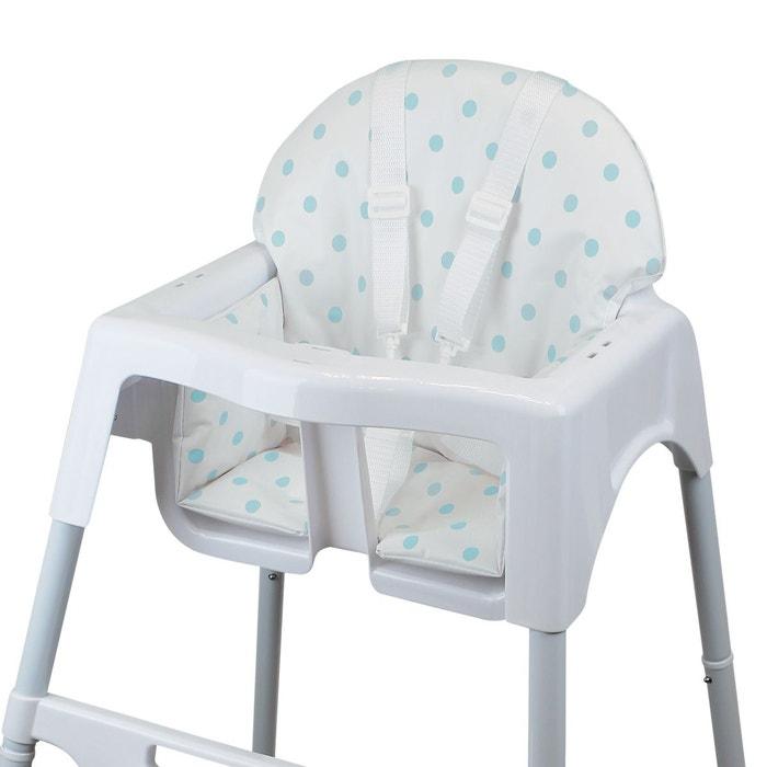 housse d assise pour chaise haute bebe enfant delice