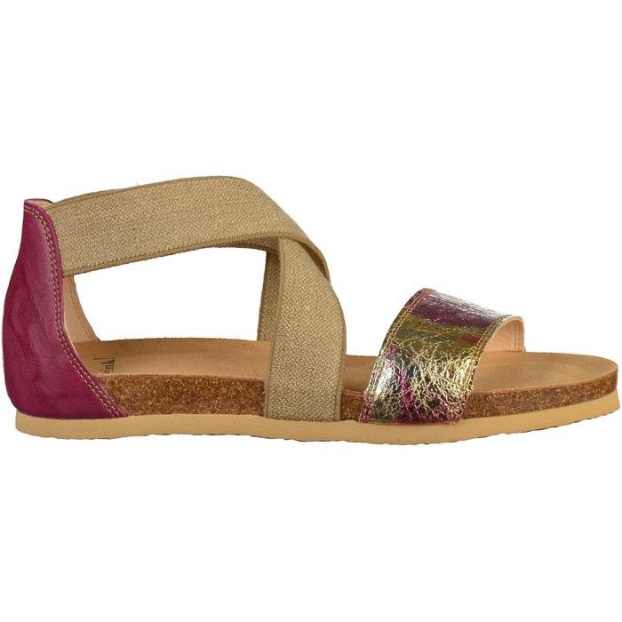 Sandales violett Think!