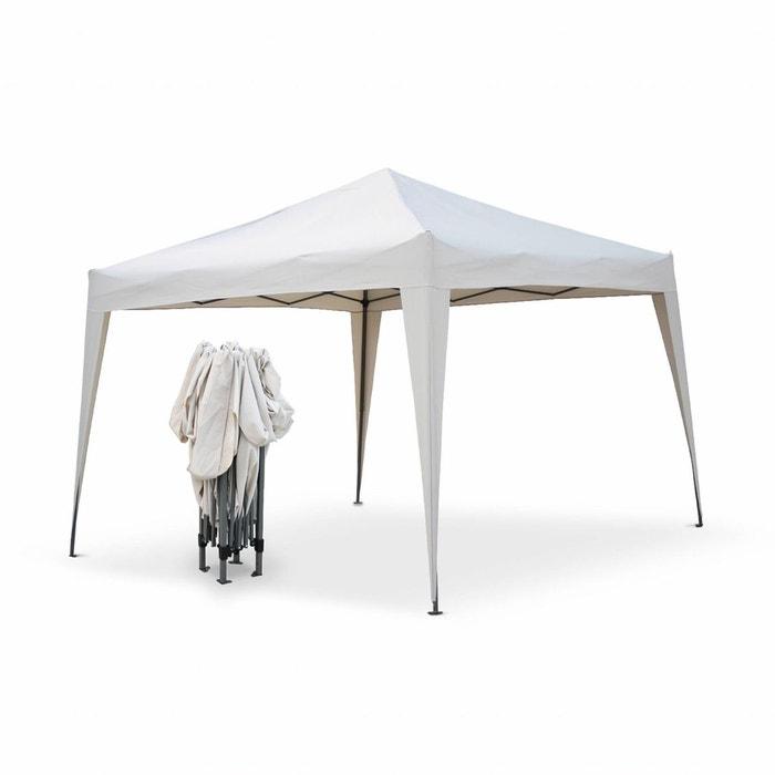 tonnelle pliante tecto 3x3 tente de jardin pop up. Black Bedroom Furniture Sets. Home Design Ideas