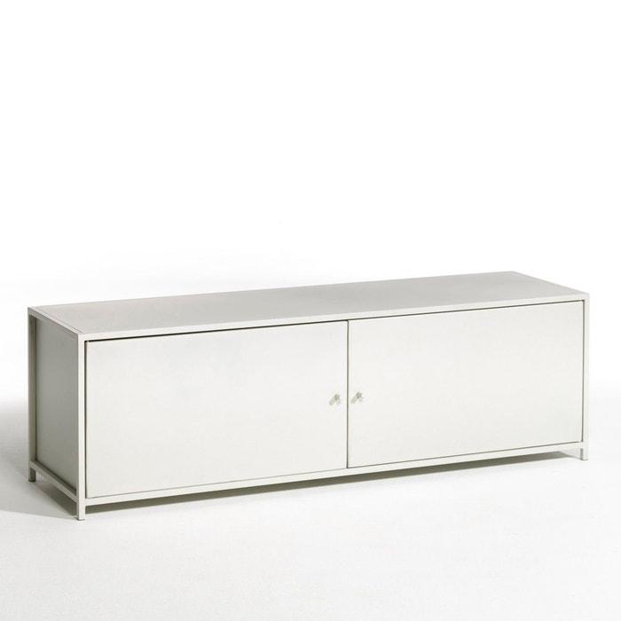 Meuble tv enfilade romy gris clair am pm la redoute - Ampm meuble tv ...