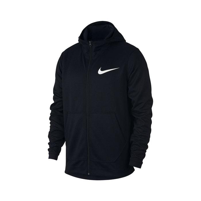 La À Spotlight Nike Capuche Noir Veste Redoute HXqFPZP