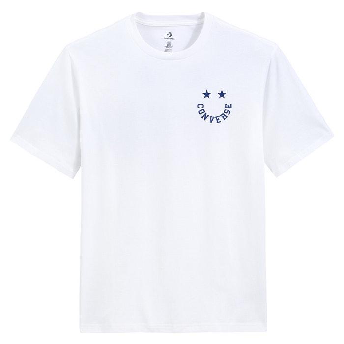 t shirt converse blanc femme