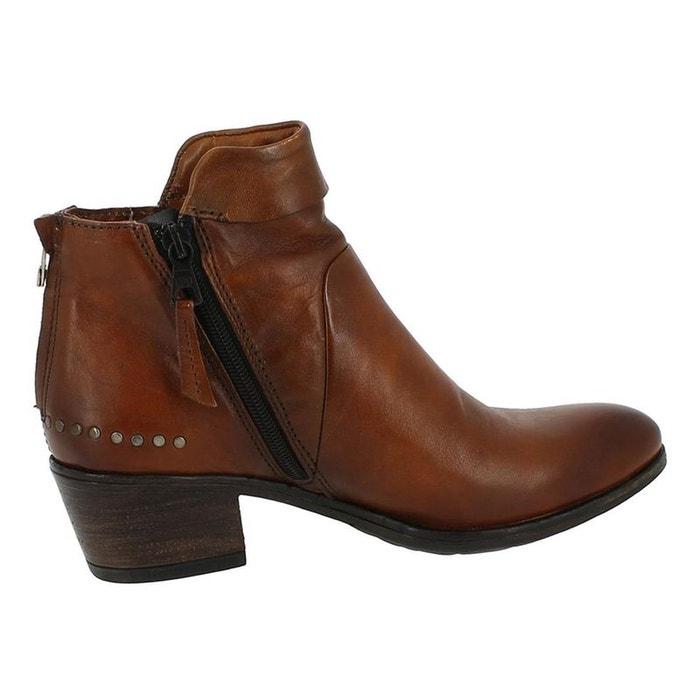 Moins Cher À Vendre Bottines / boots cuir cuoio Mjus Prix De Gros Pas Cher Pas Cher En Vente Manchester Vente Classique En Ligne Mj8yPmh