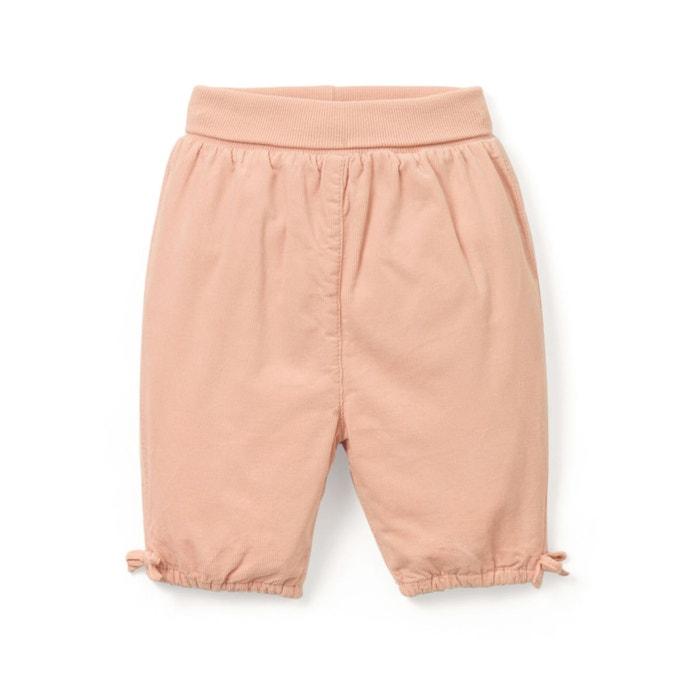 Pantalon naissance 0 mois - 2 ans rose La Redoute Collections  9004e273051