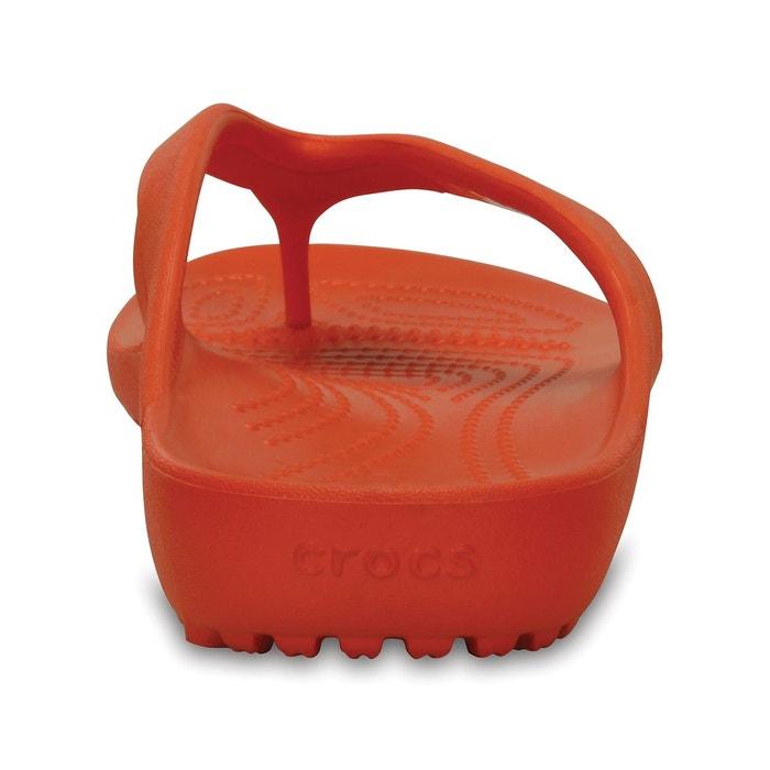 Tongs kadee ii flip orange Crocs