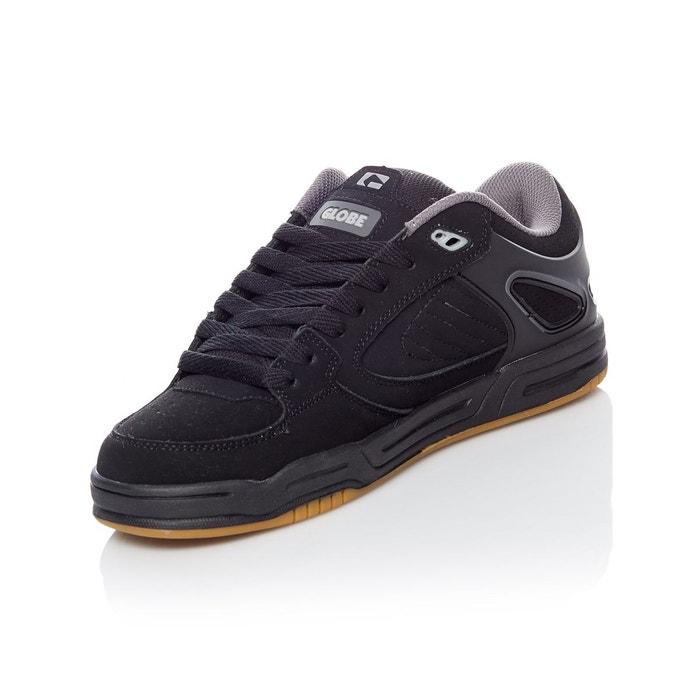 Chaussure agent noir Globe