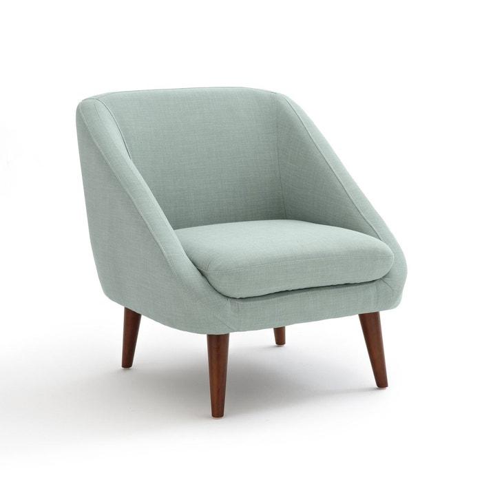 fauteuil tissu texturé séméon la redoute interieurs  la