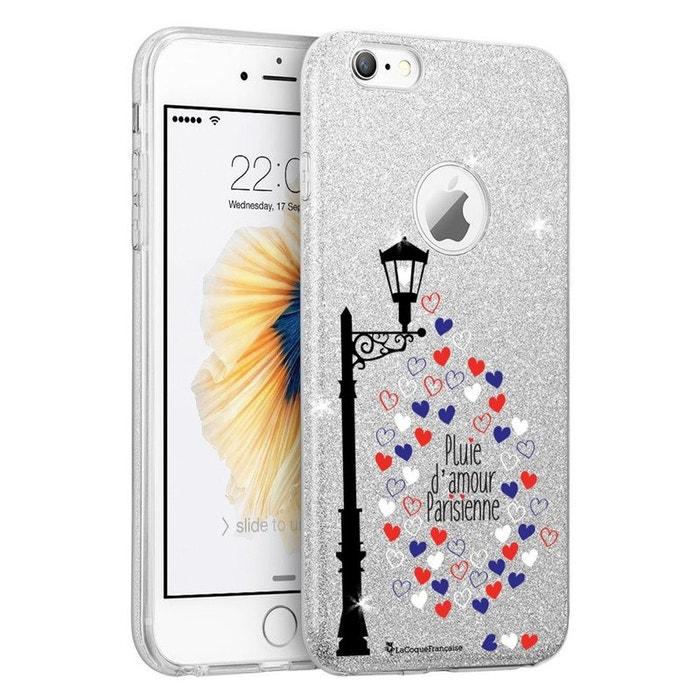 paillette coque iphone 6