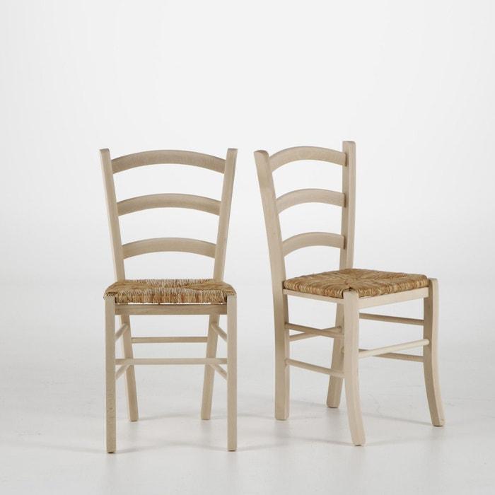 Image Chaise paysanne, (lot de 2) Perrine La Redoute Interieurs