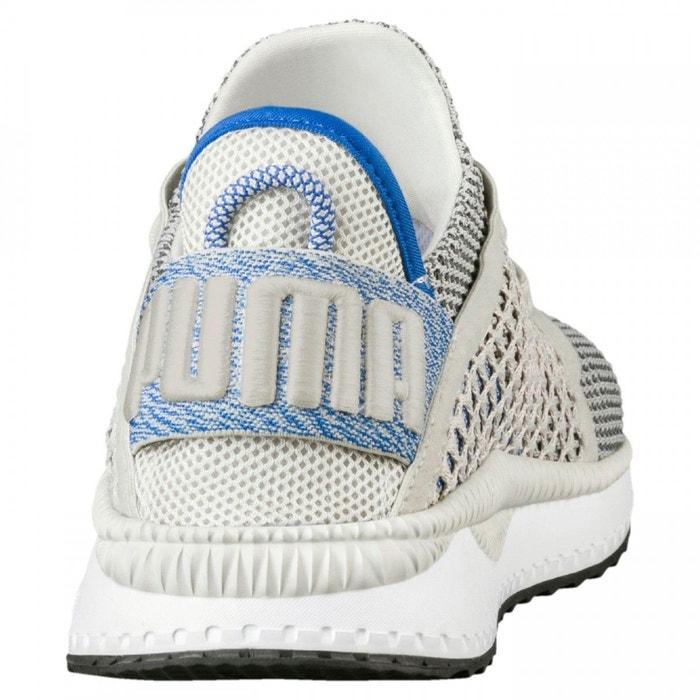 Basket puma tsugi netfit - 364629-01 gris Puma
