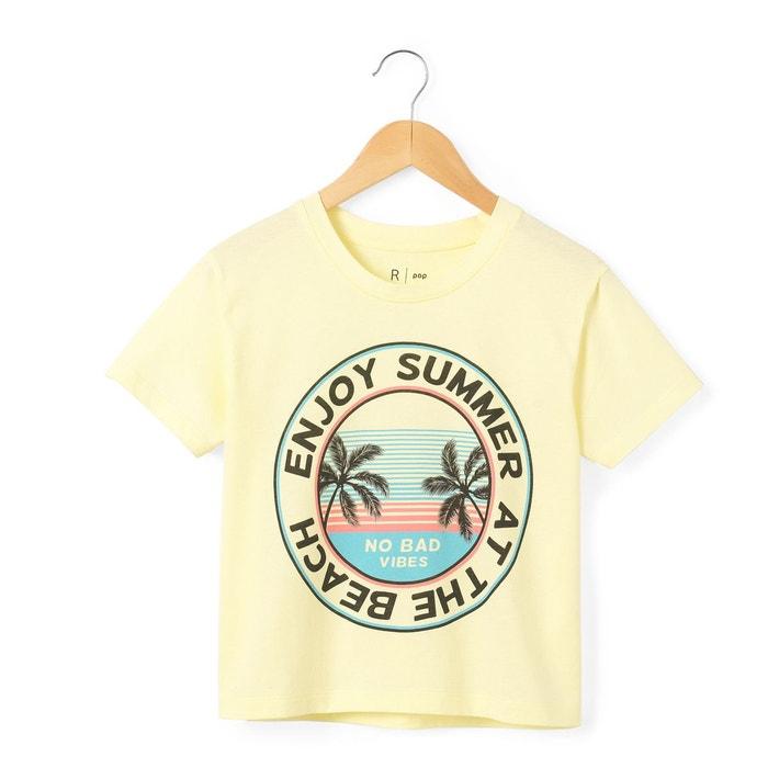 T-shirt imprimé ''70's'' 10-16 ans