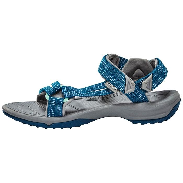 Terra fi lite - sandales femme - bleu pétrole bleu pétrole Teva
