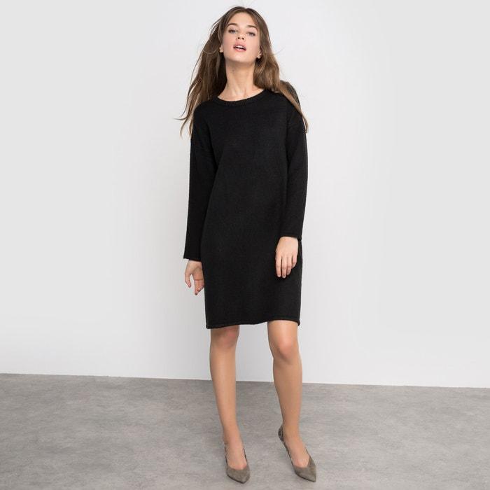 afbeelding Trui-jurk met split R édition