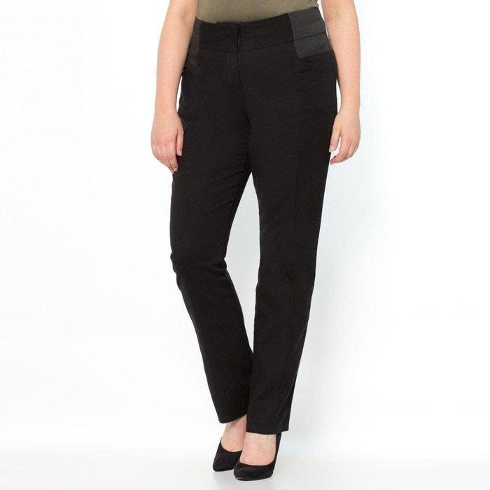 Pantalon droit taille haute  CASTALUNA image 0