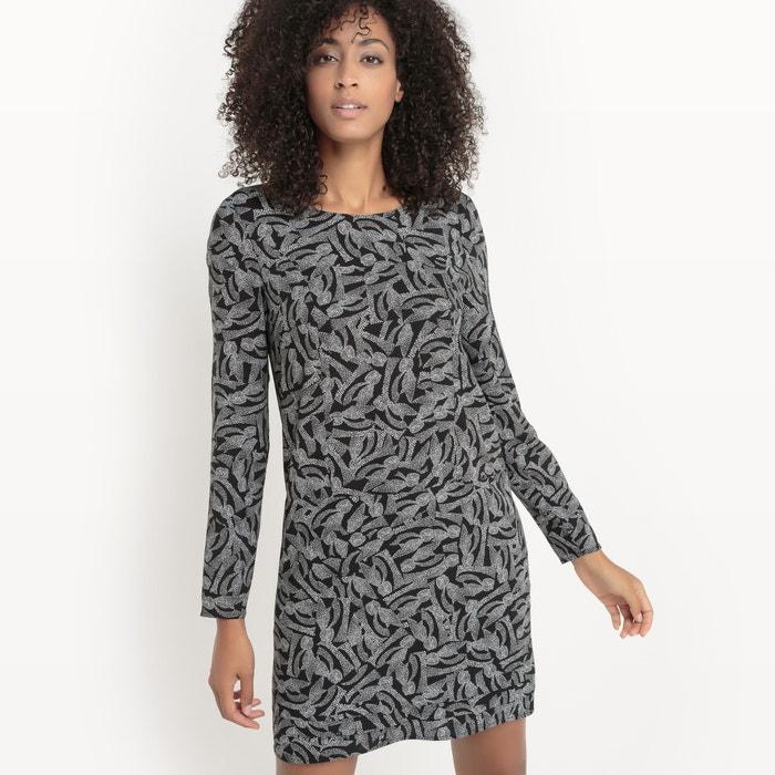 afbeelding Bedrukte jurk SUD EXPRESS