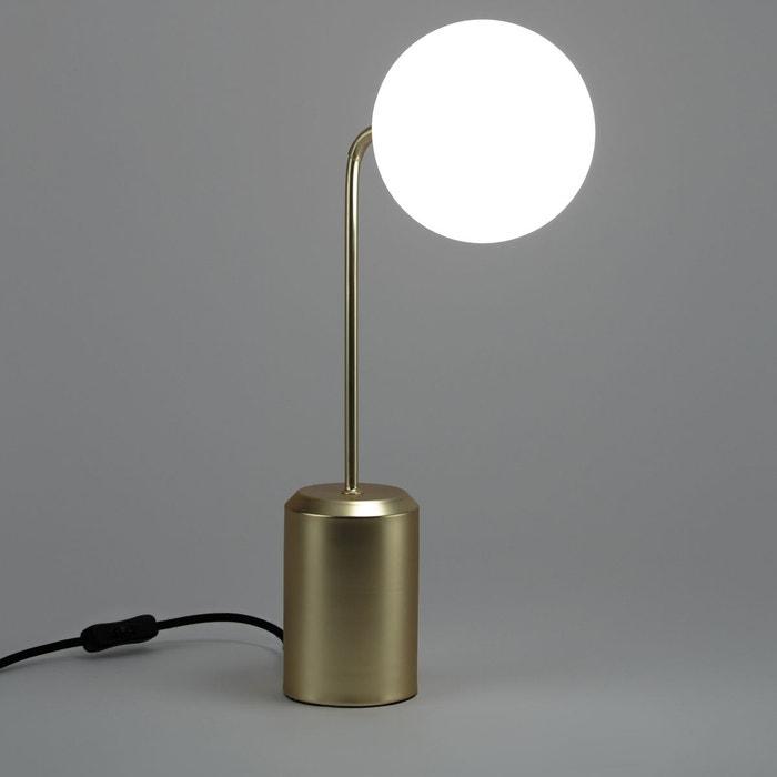 La Redoute Interieurs - Lampe à poser opaline, MORICIO | La Redoute