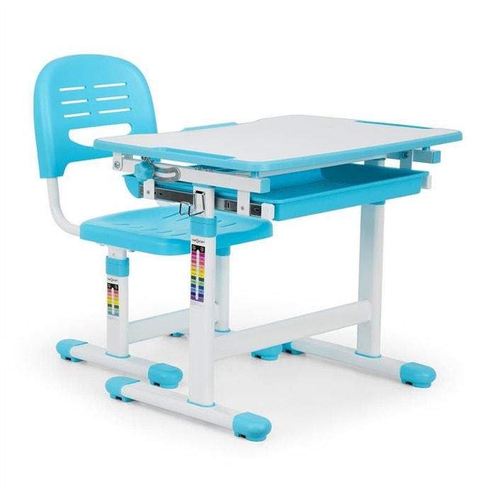 Tommi Set Bureau Pour Enfant Table Chaise Hauteur ReGlable